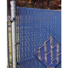 PDS 3.5' Chain Link Fence Bottom Locking Privacy Slats