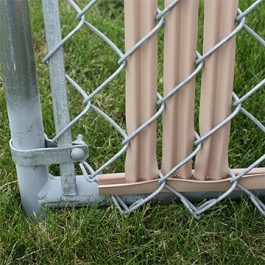 12' EZ Slat Privacy Slats for Chain Link Fence