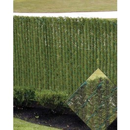 6' Chain Link Fence HedgeLink Privacy Slats