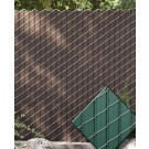 3.5' Chain Link Fence Fin2000 Privacy Slats (Slats Only) (Covers 25 Feet) (106 Slats)