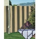 PDS 12' Chain Link Fence FinLink Privacy Slats