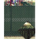 8' Chain Link Fence LiteLink Privacy Slats