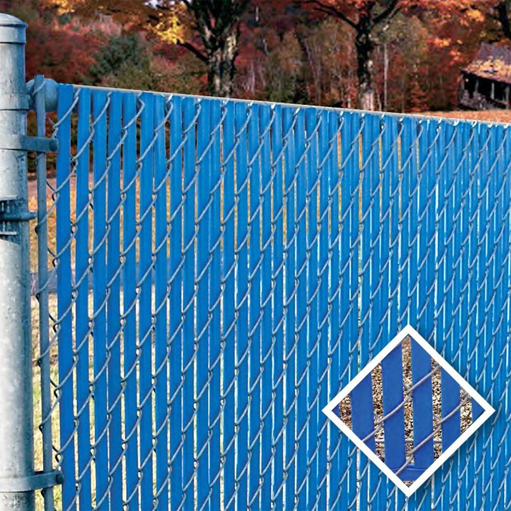 Pds 4 Chain Link Fence Bottom Locking Privacy Slats Vinyl Slats Privacy Slat King