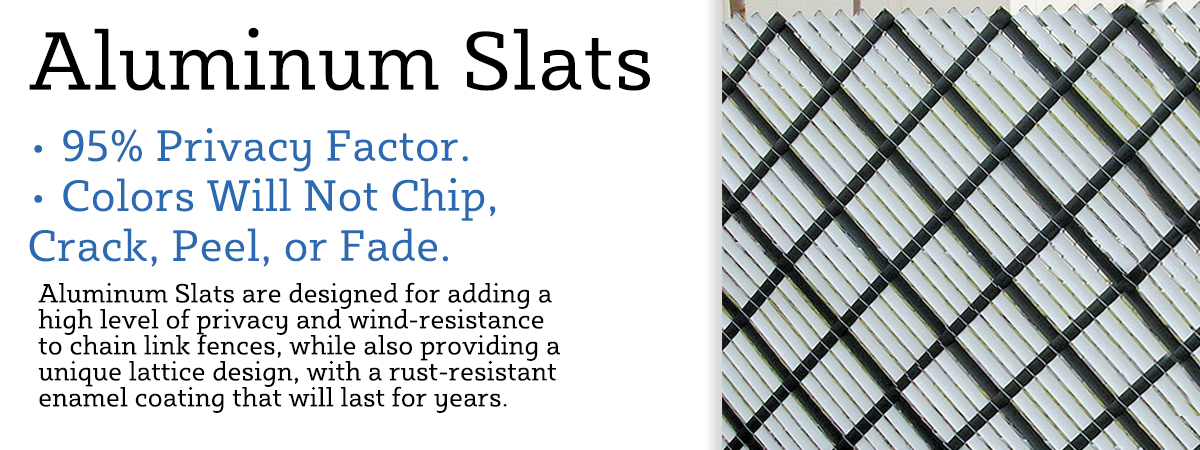 Shop Aluminum Privacy Slats